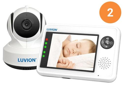 Luvion Essential babyfoon is de 2e beste keus