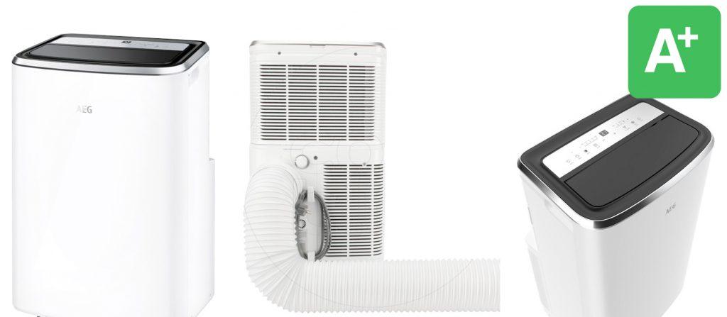De AEG ChillFlex Pro is de best beoordeelde mobiele airco