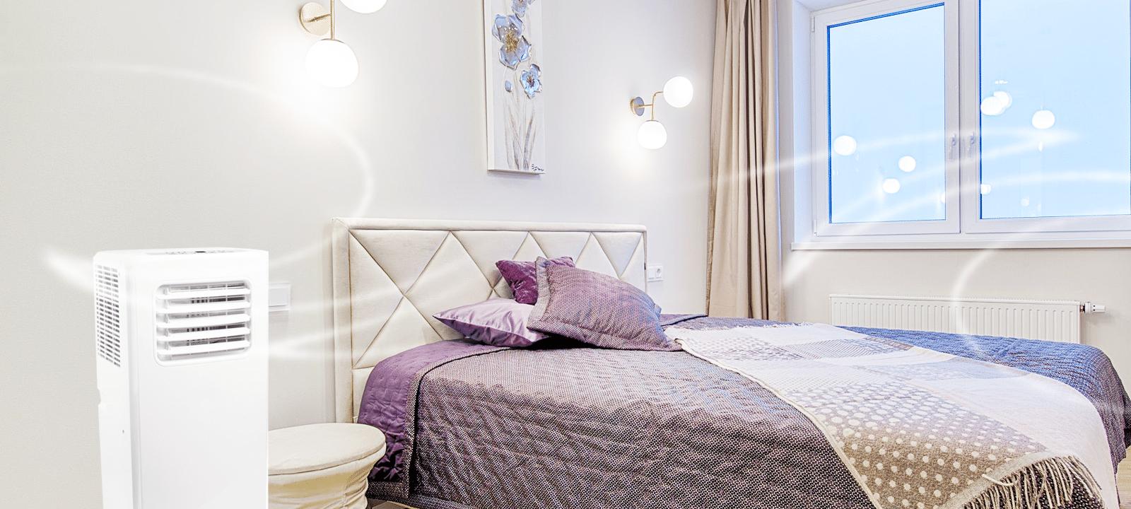 Wat is de beste mobiele airco voor de slaapkamer? Wij zochten het voor je uit!
